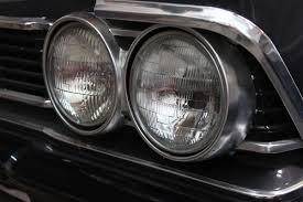 ground up lights the way with modern halo headlights chevy