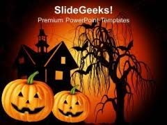 happy halloween powerpoint templates slides and graphics