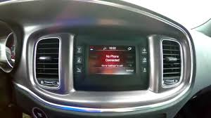 touch screen radio for dodge charger uconnect 5 0 touchscreen radio overview