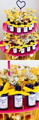 party feature preppy lemon bridal shower pizzazzerie