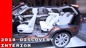 discovery land rover 2018 2018 land rover discovery interior tour and demonstration youtube
