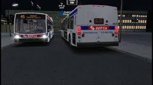 Septa Bus Map Omsi 2 Grundelphia Route 21 Youtube
