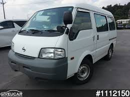 nissan vanette pick up used nissan vanette van from japan car exporter 1112150 giveucar