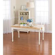 walmart better homes and gardens farmhouse table better homes and gardens autumn lane farmhouse dining table white