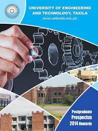 uet pg prospectus 2014 onwards by ikramullah khan afridi issuu