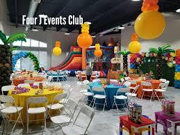 kids party places kids party places the best indoor party places four j events club