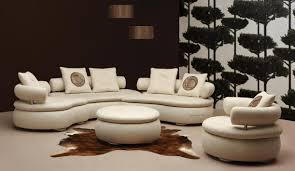 adjustable back sectional sofa epic rounded sectional sofa design in beige fabric with adjustable