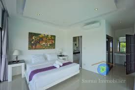 chambre immobili e mon asque villa à vendre 4 chambres vue sur mer lamai koh samui