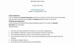 resume esthetician beautiful massage therapy resume resume tips