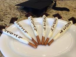 Diy Graduation Party Decorations How To Make Graduation Party Snacks Youtube