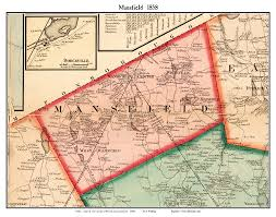 Map Of Mansfield Ohio by Mansfield Mass Mass Map Images Reverse Search