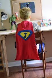 how to make an easy no sew superhero cape