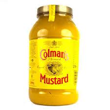 coleman s mustard mustard 2 25ltr