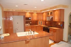 lovely refinished kitchen cabinets cochabamba