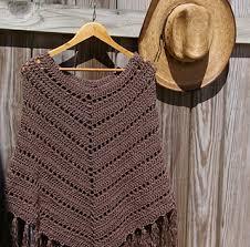boho crochet ravelry boho poncho pattern by s closet
