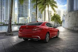 Acura Tlx Spec 2018 Acura Tlx Gains Performance Oriented A Spec Model Autoevolution