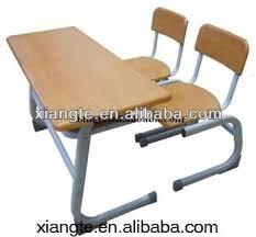 bureau bois acier durable en bois acier bureau et chaise classe bureau et