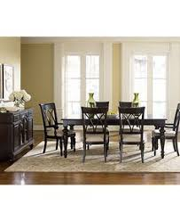 Dining Room Collections Paint Dining Room Set Black Leave Top As Wood And Glass