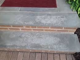 how to clean bluestone how to clean discolored bluestone hometalk
