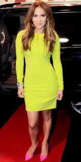 Michael Michael O U0027keefe by Michael Kors Neon Dress Other Dresses Dressesss