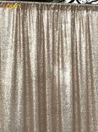 wedding backdrop size aliexpress buy 5ft x 6ft chagne sequin photo backdrop