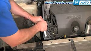 how to install repair replace ignition coil buick lesabre 3 8l 00