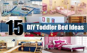 homemade toddler bed 15 awesome diy toddler bed ideas diy home life creative