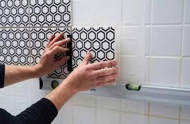 recouvrir carrelage cuisine attirant recouvrir carrelage mural salle de bain 6 bien recouvrir