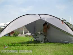 Camping Tent Awning Large Outdoor Tent Camping Wild 4 8 Person Camping Tent Anti