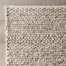 pretty natural area rug dwellstudio florian hand woven diy rugs