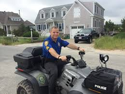 atvs in policing sandwich police department