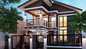 Modern House in Philippine Inspiring an Adventurous Lifestyle
