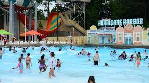Six Flags Atl Six Flags U0027 Hurricane Harbor Debuts Slideshow Video Atlanta