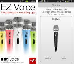 ez apk ez voice apk version 1 0 1 ikmultimediaus