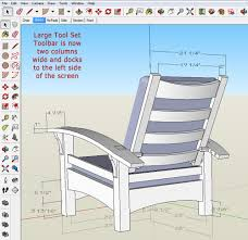 sketchup 2014 review of what u0027s new 360 woodworking