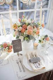 wedding reception table settings with home design 20 impressive