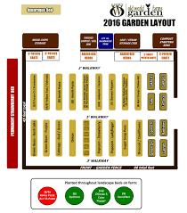 Intensive Gardening Layout by 264 Best Vegetable Garden Plans Images On Pinterest Veggie