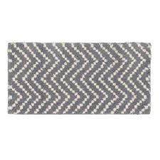 Tan And White Chevron Rug Mohawk Home 2 X 4 Area Rugs Rugs The Home Depot