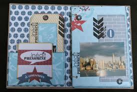 Couverture Album Photo Scrapbooking Kit Mini Album