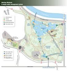 Royal Botanical Gardens Melbourne Map Greening Royal Botanic Gardens Melbourne Spel Environmental