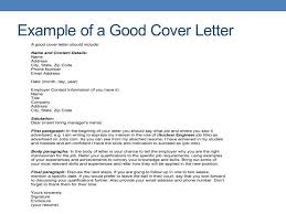 what a good cover letter looks like pleasurable ideas how to