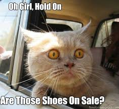 Buy All The Shoes Meme - sales why do we buy all those things the translation of