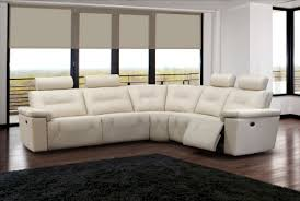 Modern Furniture Stores Cleveland Ohio by Modern Furniture Axel Reclining Sectional By Elran
