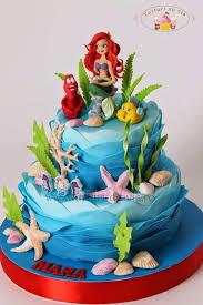 25 mermaid birthday cake ideas