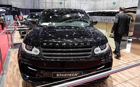 range rover coupe 2014 geneva 2014 range rover sport by startech