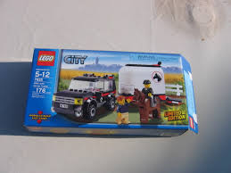 lego range rover review 7635 4wd and horse trailer lego town eurobricks forums