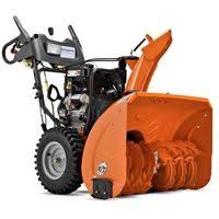 costco poulan pro 136 cc gas powered 21 in single stage snow