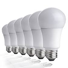 tcp 60w equivalent led light bulbs non dimmable soft white 2700k