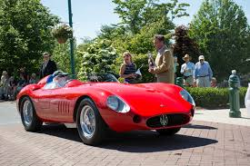 maserati 300s the elegance cars 2014 the elegance at hershey