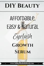 Diy Hair Growth Serum Ashley Riley January 2016 Makeup Beauty And Style